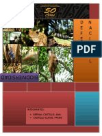 Riquezas y Biodiversidad de Especies en El Perú