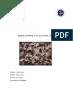 El Derecho Natural y El Homo Homini Lupus