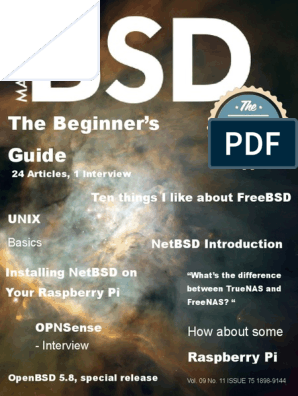 BSD Magazine December pdf | Php | Linux