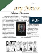 Library News April 2010