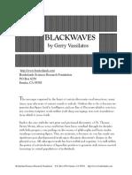 1992 Gerry Vassilatos Blackwaves