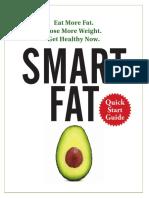 20151202 Smart Fat QuickStart Holiday Recipe Guide Final