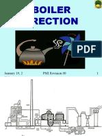 Boiler Erection Final