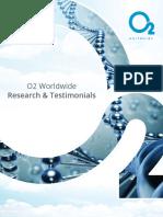 o2 research   testimonials