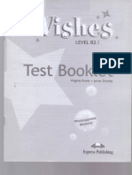 Evans Virginia Dooley Jenny Wishes Level b2 1 Test Booklet