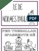 LLIBRE DE NORMES