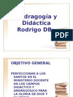 Exposicion Power Point Didactica Andragogica
