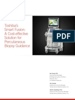 Toshiba's Smart Fusion- A Cost-effective Solution for Percutaneous Biopsy Guidance (3)