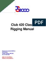 420 Rigging Manual