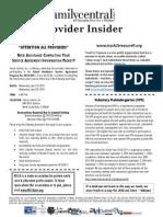 Broward Provider Newsletter April 2010
