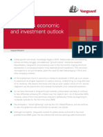 Vanguard's economic and investment outlook