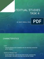 Contextual Studies Task 4 Presentation FINAL