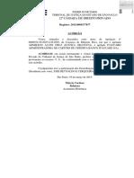 TJSP - Manutenção de Nome No SERASA- Indenização