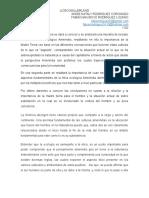 PONENCIA Etica Ecologica