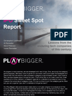 Play Bigger Ipo Sweet Spot Report