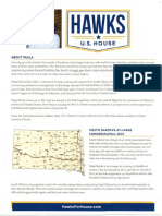 Hawks Campaign fundraising letter 2016