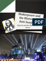 shakespeare and anti-semitism  shortened