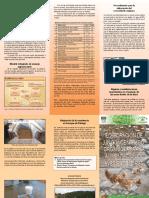 Elaboración de un concentrado orgánico para la alimentación de aves ponedoras