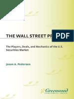 Pedersen - Wall Street Primer (2009)