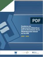 Cuaderno de Sugerencias Didácticas Para La Alfabetización