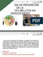 1 1 Presentacion Dm y Adolescentes