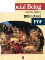[Rom Harré] Social Being