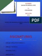 Tecnico en Desarrollo Grafico Arquitectonico