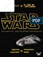 Star Wars Manual de Supervivencia
