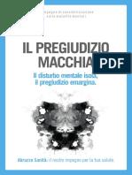 IL PREGIUDIZIO MACCHIA - Regione Abruzzo