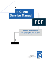 Tom Gable_PR Client Service Manual 4th Edition