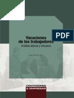 Vacaciones de Los Trabajadores