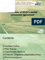 NHAI contract legality evaluation