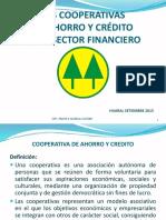 Las Coopac en El Sector Financiero
