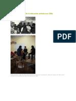 Análisis de la educación artística en Chile