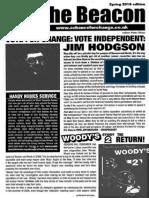 The Beacon newsletter spring 2010 pt1