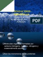 AMINOACIDOS - PROTEINAS - PEPTIDOS