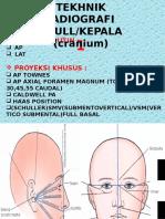 Teknik Radiografi Kepala (1)