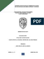 Informe de Practicas La Violencia.
