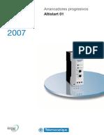 Arrancadores Progresivos Altistar 01 2007
