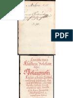 Dalimilova kronika (1410)