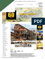 Britador _ SANDVIK _ CNB3800 _ 15H114 _ Tratorex _ Tratores, Máquinas e Equipamentos
