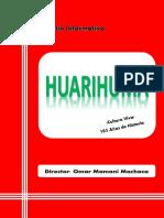 Boletin Informativo Huarihuma Rosaspata Huancane
