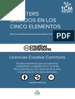 Posters 5 Elementos Proyecto MTC