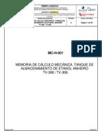 MC MEMORIA DE CALCULO EJEMPLO AMETANK