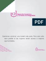 """Programa """"Hecho por Mujeres"""" de Guadalajara"""