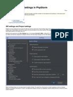 PhpStorm IDEandProjectSettingsinPhpStorm 200116 0044 2514