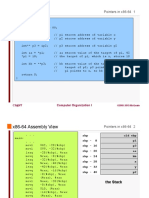 Pointers & Assembly