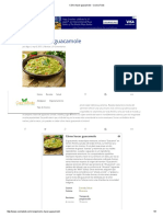 Cómo Hacer Guacamole - Cocina Todo
