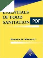 49186775 Essentials of Food Sanitation (1)