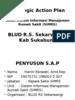 Strategic Action Plan SIMRS